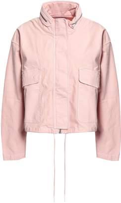 Current/Elliott Cropped Cotton-blend Jacket