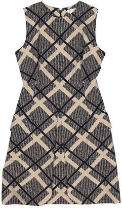 Celine Navy Wool Dresses