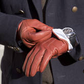 Southcombe Gloves Hinton. Men's Silk Lined Leather Gloves