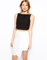 Love Shell Crop Top