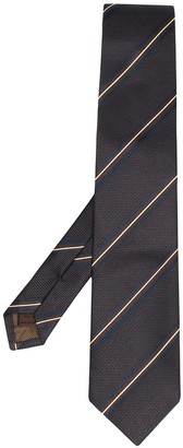Church's Diagonal Stripe Silk Tie