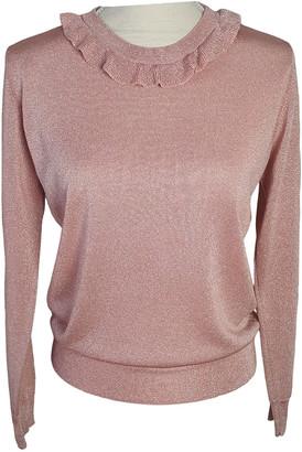 Stine Goya Pink Viscose Knitwear