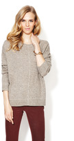Vince High Low Wool Sweater