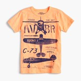 J.Crew Boys' vintage airplanes T-shirt