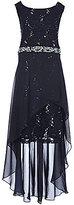 Xtraordinary Big Girls Plus 12X-20X Sequin Lace Dress