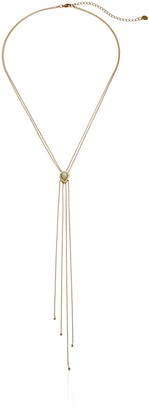"Jules Smith Designs Dawson Lariat Y-Shaped Necklace 19"" + 4"" Extender"