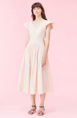 Rebecca Taylor La Vie Poplin Dress