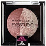 Maybelline Eye Studio Baked Shadow Duo