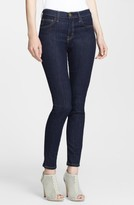 Current/Elliott Women's High Waist Skinny Ankle Jeans