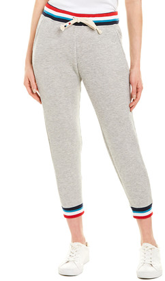 Sol Angeles Flag Cropped Jogger