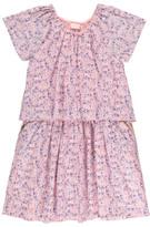 Simple Sale - Spain Floral 2-in-1 Dress