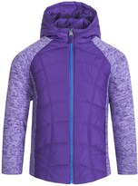 Pacific Trail Mixed Media Jacket (For Toddlers)