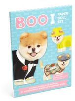 Chronicle Books Boo Paper Doll Set
