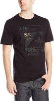 Lrg Men's Gridlock Box T-Shirt
