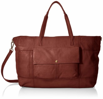 Pieces Pcasta Leather Weekend Bag