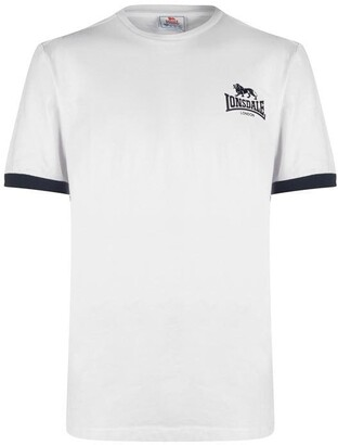 Lonsdale London Small Logo T Shirt Mens