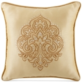 "Waterford CLOSEOUT! Sutton Square 18"" Square Decorative Pillow"