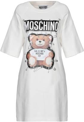 Moschino Short dresses - Item 34946316MW