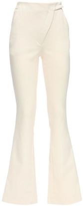 Coperni Stretch Cotton Tailored Flared Pants