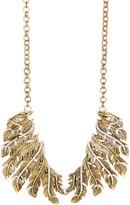 Amrita Singh Birch Leaf Collar Necklace