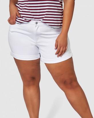 Indigo Tonic Carly Turn Up Shorts