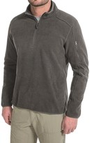 White Sierra Cloud Rest II Fleece Sweatshirt - Zip Neck (For Men)