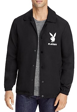 Eleven Paris Madrague Playboy Regular Fit Jacket