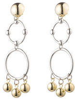 Eddie Borgo Barbell Chandelier Earrings