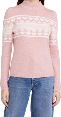 Generation Love Charlie Heart Sweater