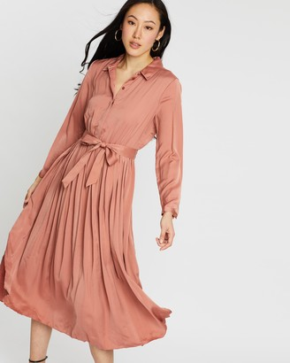 Mng Pink Dress