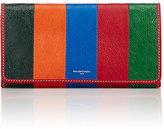 Balenciaga Women's Bazar Money Wallet-DARK GREEN