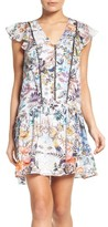 Adelyn Rae Women's Print Shift Dress