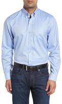 Cutter & Buck Men's Big & Tall San Juan Classic Fit Wrinkle Free Solid Sport Shirt