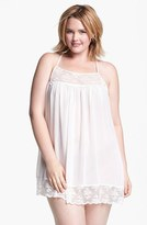 Jonquil In Bloom by Chiffon Chemise (Plus Size)