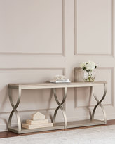 Hooker Furniture Sabeen Scrolled Console Table
