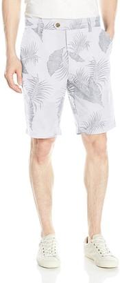 Nautica Men's Slim Fit Novelty Printed Short