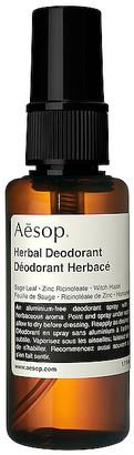 Aesop Herbal Deodorant Spray