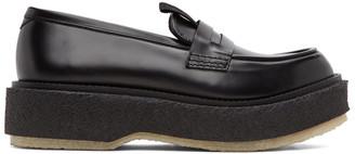 Études Black Adieu Edition Type 143 Loafers