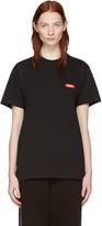 032c Black Power Graphic T-Shirt