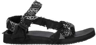 Arizona Love Trekky Bandana Knotted Sandals