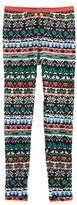 Tucker + Tate Pattern Knit Leggings
