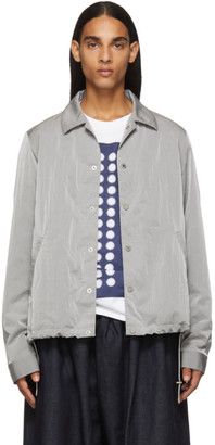 Coach Fumito Ganryu Grey Ventilation Jacket