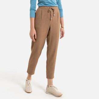 "Anne Weyburn Ankle Grazer Trousers in Slim Fit, Length 26.5"""