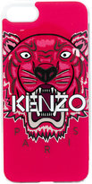 Kenzo tiger iPhone 6 case - men - Polyester/Resin - One Size