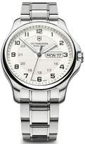 Victorinox Men's 241551.1 Officers Analog Display Quartz Watch