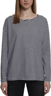 Urban Classics Women's Ladies Oversize Longsleeve T-Shirt