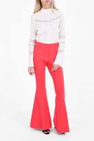 VICTORIA, VICTORIA BECKHAM Flared Trousers