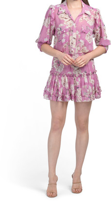 Made In Usa Enya Dress