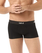 Naked Essential Stretch Cotton Trunks, Pack of 2