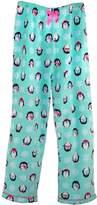 Rene Rofe Girl's Novelty Print Sleep Pants